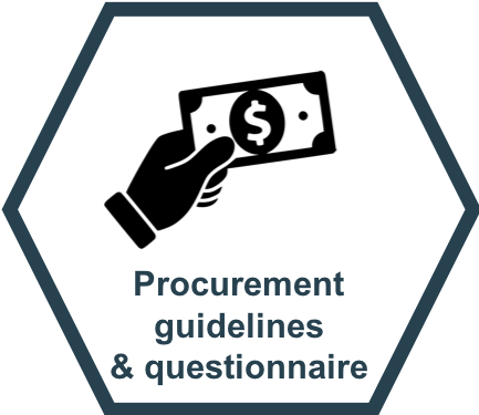 Procurement Guidelines Q icon