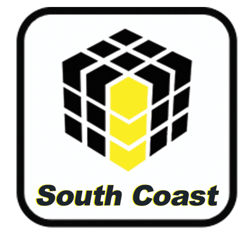 South Coast Logo In Cube